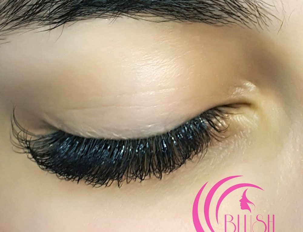 3D Russian Volume Eyelash Extensions in Bournemouth