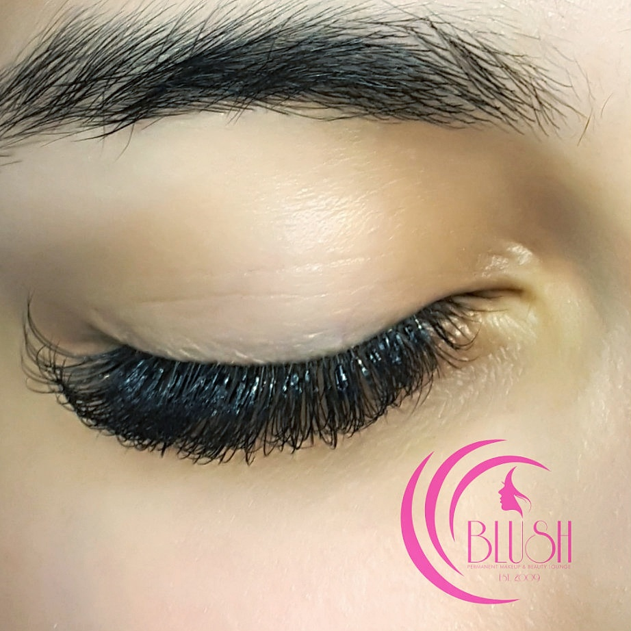 russian 3d volume lashes bournemouth