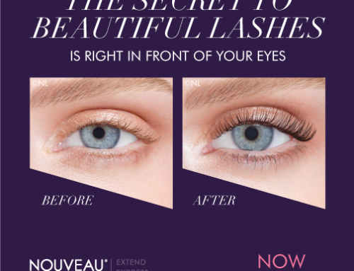 LVL Eyelash Lift In Blush Beauty Lounge in Bournemouth