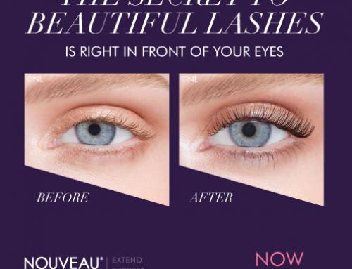 LVL Eyelash Lift In Blush Beauty Lounge in Bournemouth