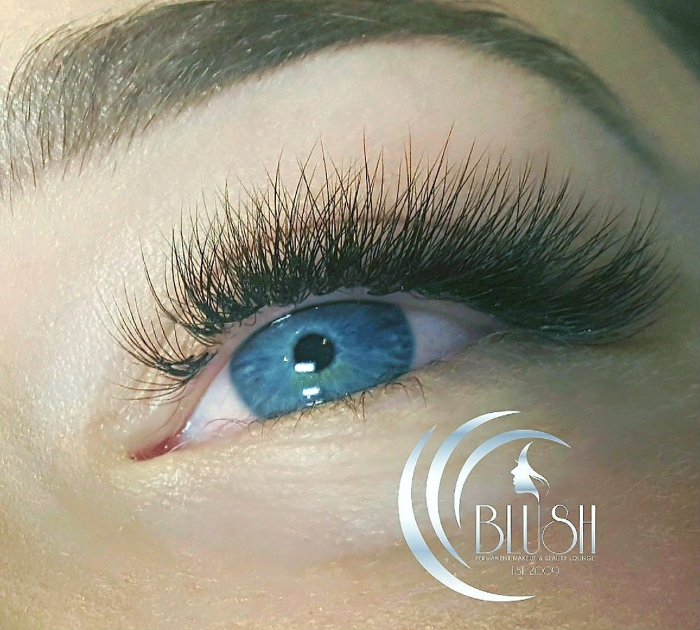 russian volume eyelash extensions bournemouth