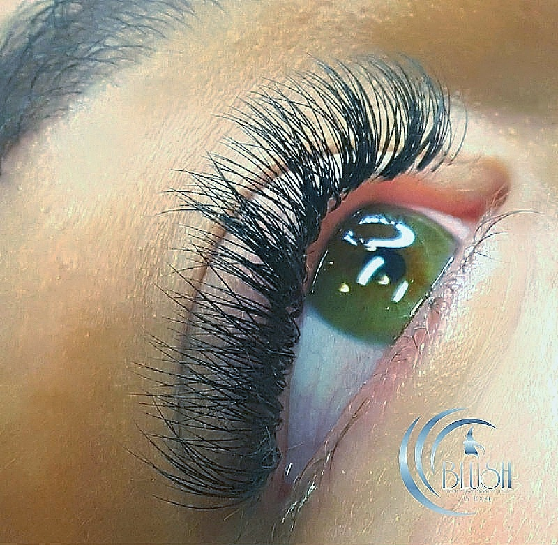 volume russian eyelash extensions bournemouth