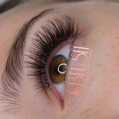 volume russian eyelash extensions bournemouth