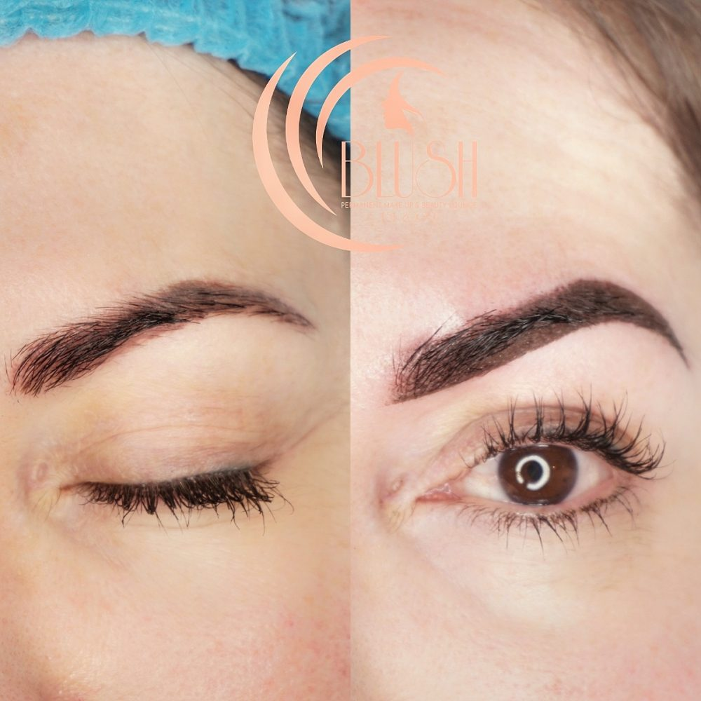 permanent makeup correction Bournemouth