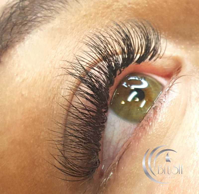 russian volume Lash extensions Bournemouth