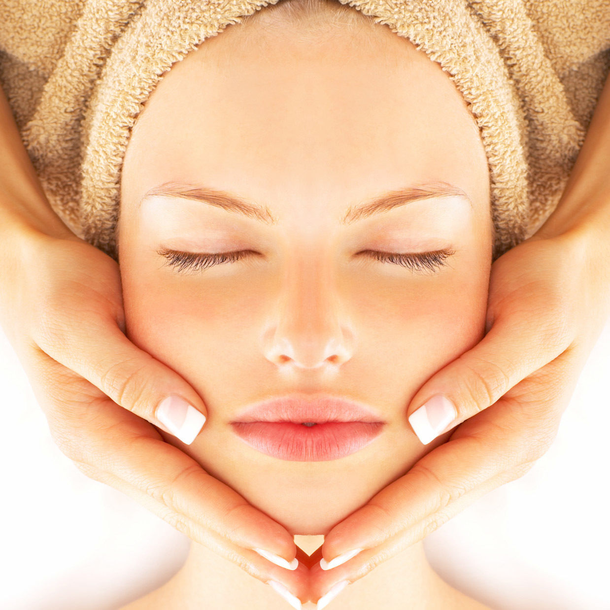 antiageing facial